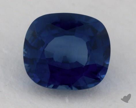<b>1.83</b> carat Cushion Natural Blue Sapphire