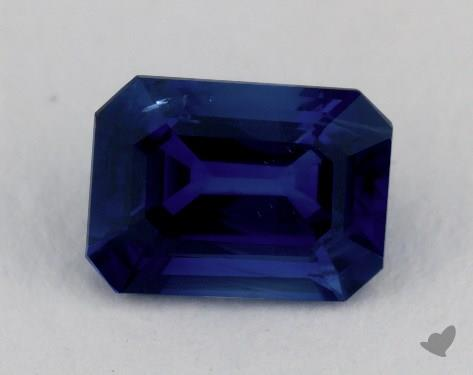 <b>1.45</b> carat Emerald Natural Blue Sapphire