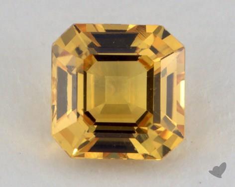 <b>1.31</b> carat Emerald Natural Yellow Sapphire