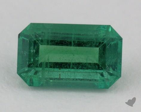 <b>2.11</b> carat Emerald Natural Green Emerald