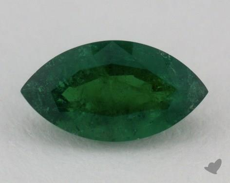 <b>1.59</b> carat Marquise Natural Green Emerald