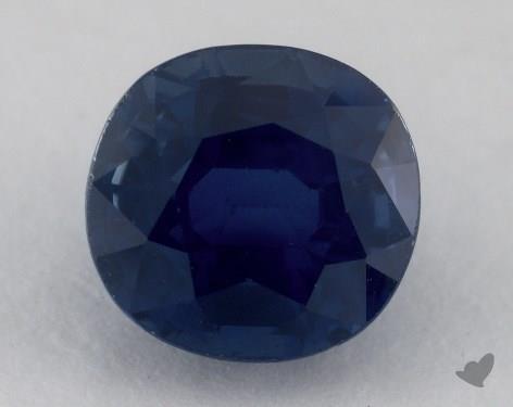 <b>2.78</b> carat Oval Natural Blue Sapphire