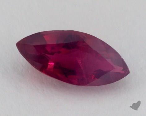 <b>2.11</b> carat Marquise Natural Ruby