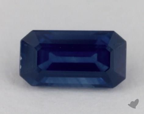<b>1.69</b> carat Emerald Natural Blue Sapphire