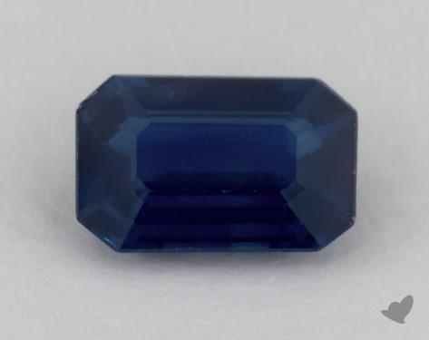 <b>2.01</b> carat Emerald Natural Blue Sapphire