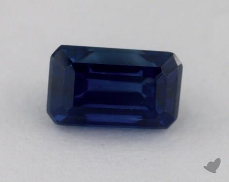 <b>1.11</b> carat Emerald Natural Blue Sapphire