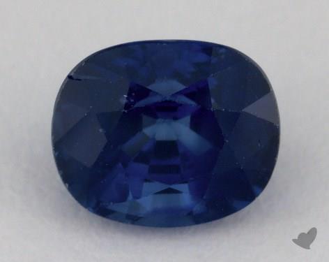 <b>1.00</b> carat Oval Natural Blue Sapphire