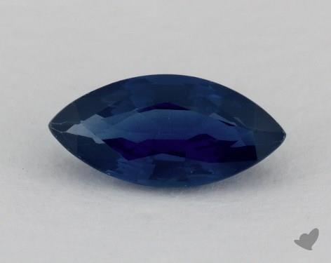 <b>1.53</b> carat Marquise Natural Blue Sapphire