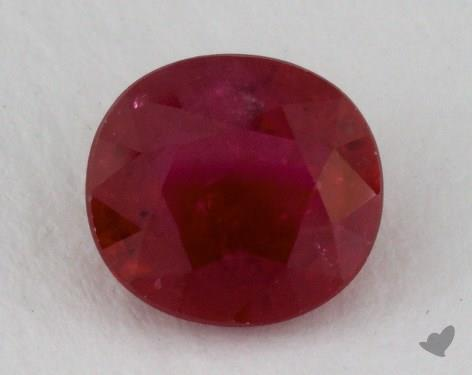<b>1.90</b> carat Cushion Natural Ruby