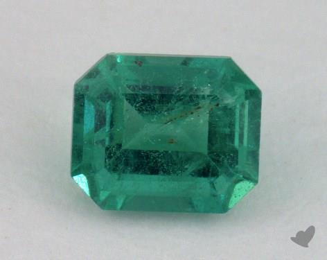 <b>0.82</b> carat Emerald Natural Green Emerald