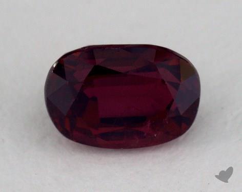 <b>1.07</b> carat Oval Natural Ruby