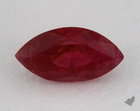 <b>2.14</b> carat Marquise Natural Ruby