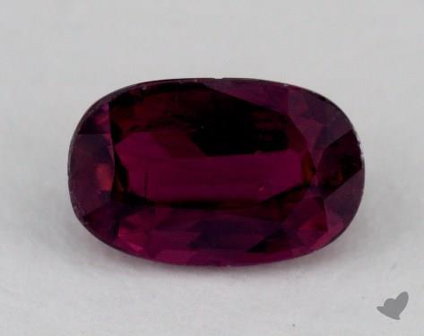 <b>1.09</b> carat Oval Natural Ruby