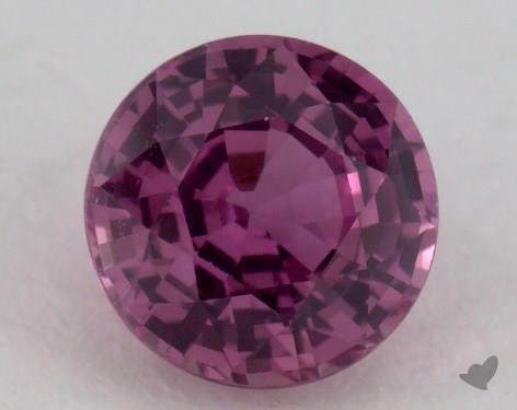 <b>1.31</b> carat Round Natural Lavender Sapphire