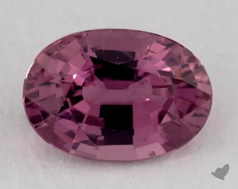 <b>2.19</b> carat Oval Natural Pink Sapphire