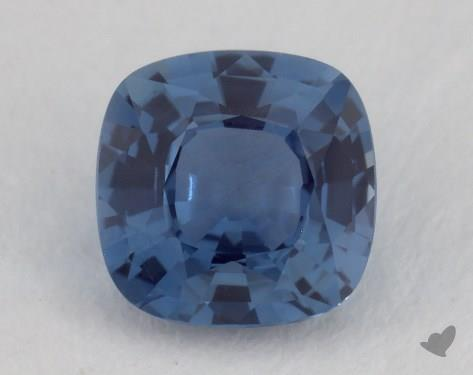 <b>1.02</b> carat Cushion Natural Blue Sapphire