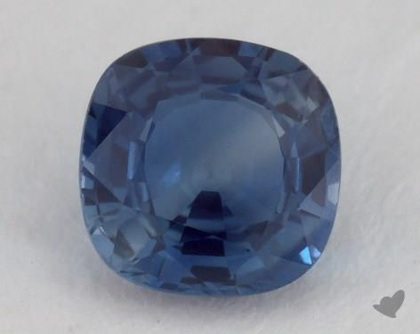 <b>1.02</b> carat Cushion Natural Blue Sapphire