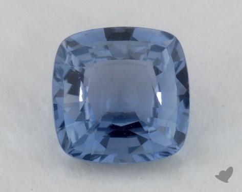 <b>1.09</b> carat Cushion Natural Blue Sapphire
