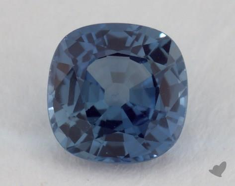 <b>1.16</b> carat Cushion Natural Blue Sapphire