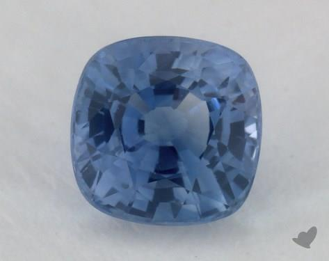 <b>1.48</b> carat Cushion Natural Blue Sapphire