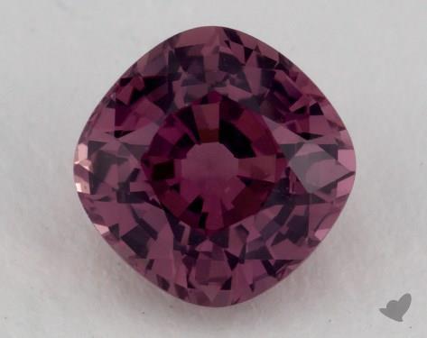 <b>1.44</b> carat Cushion Natural Lavender Sapphire