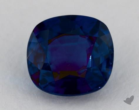 <b>2.58</b> carat Cushion Natural Blue Sapphire