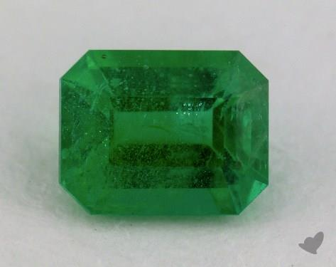 <b>0.84</b> carat Emerald Natural Green Emerald