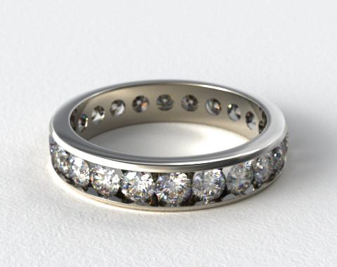 Ladies 1.50ctw* Channel Set Diamond Eternity Ring