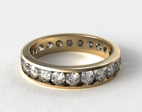 Ladies 1.50ctw* Channel Set Diamond Eternity Ring