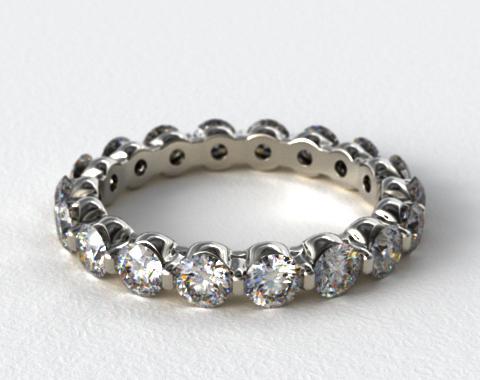 Ladies 2.00ctw* Shared Prong Diamond Eternity Ring